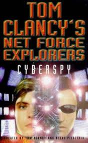 Cyberspy (Tom Clancy's Net Force Explorers)