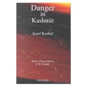 Danger in Kashmir