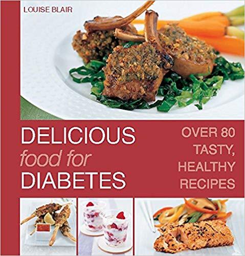 Delicious food for diabetes