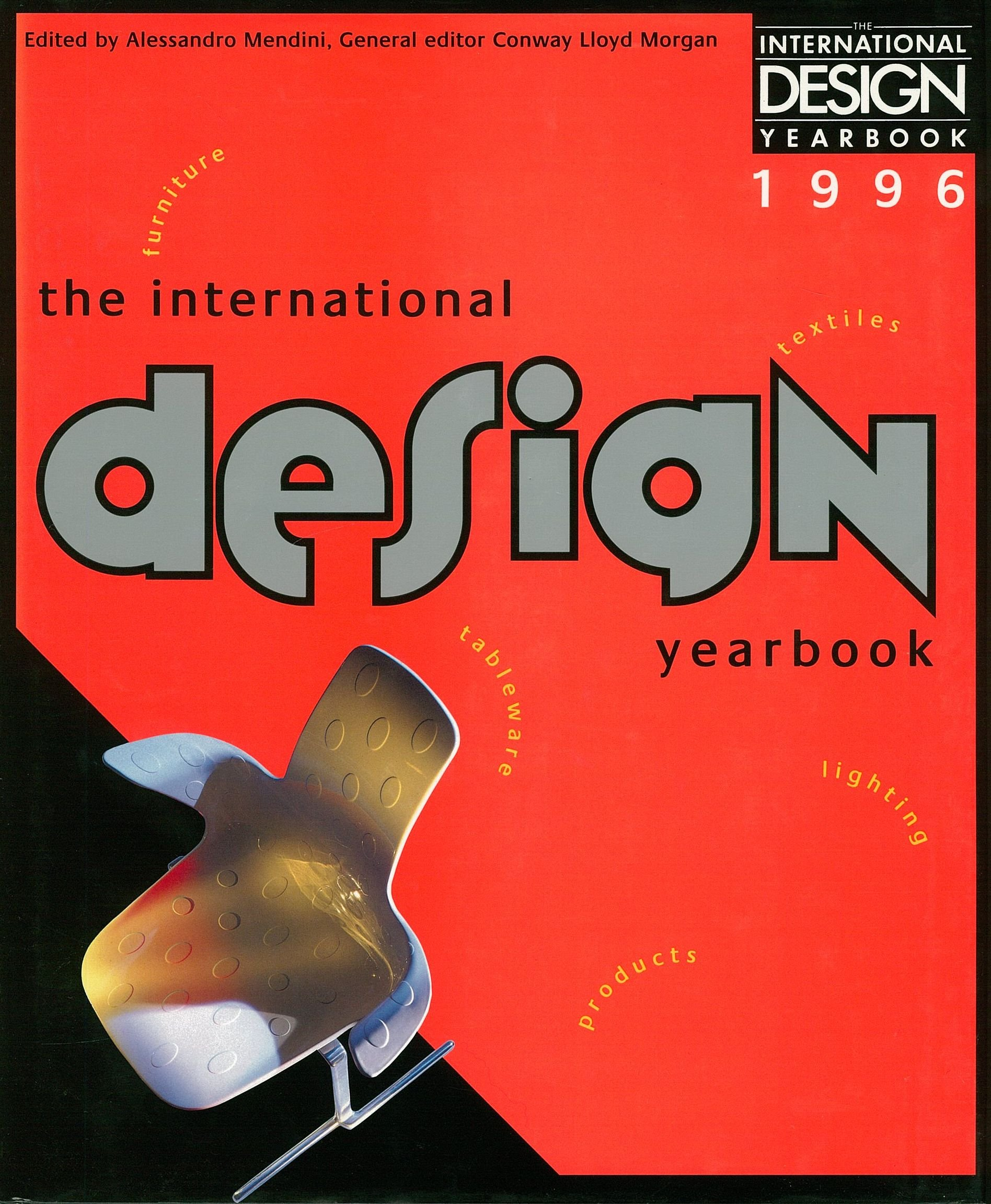 The International Design Yearbook: 1996 (The International Design Yearbook)