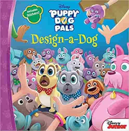 Design-a-dog (Puppy Dog Pals)