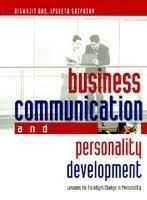 BUSINESS COMMUNICATION AND PERSONALITY DEVELOPMENT