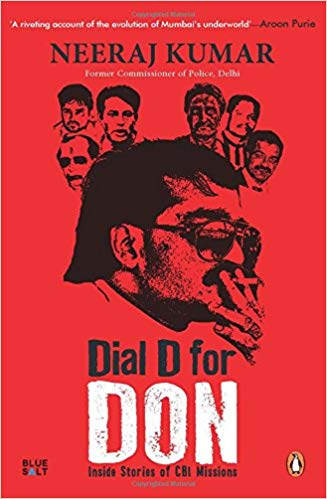 Dial D for Don Inside Stories of CBI Case Missions