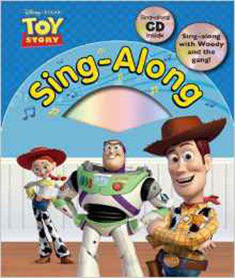 Disney Toy Story Sing Along (Disney Singalong)