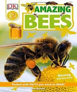 DK Readers L2: Amazing Bees  -