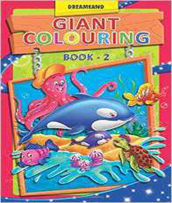 Giant Colouring Book - 2