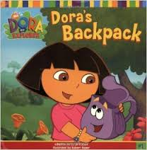 Dora its Sharing Day English