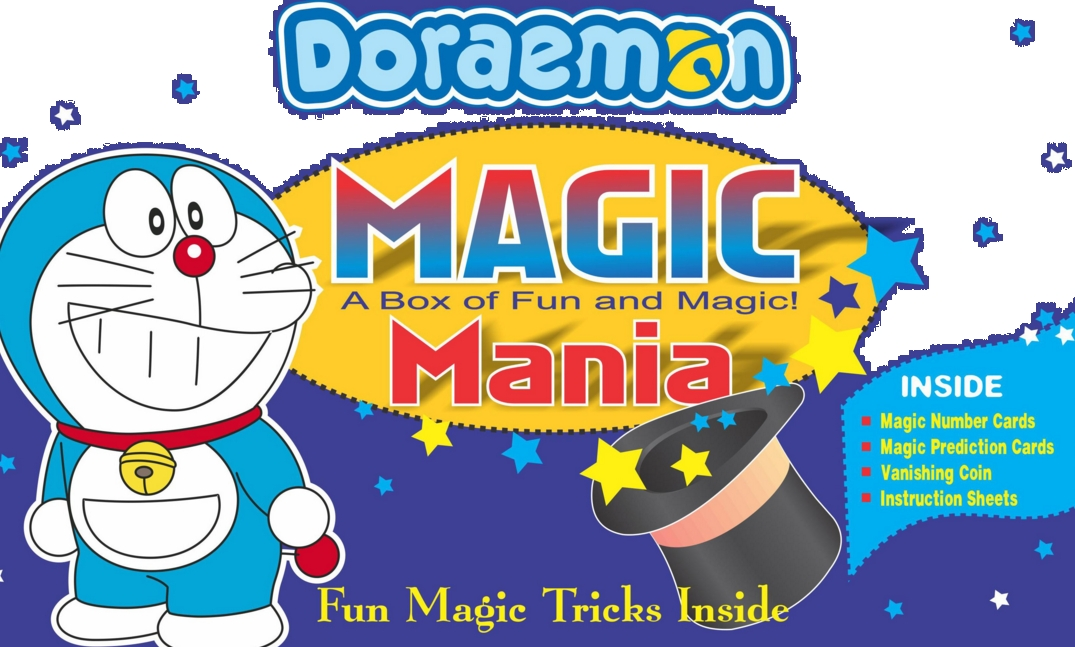 Doraemon Magic Mania