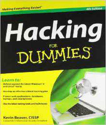 HACKING FOR DUMMIES 4TH ED