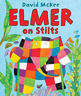 Elmer on Stilts Paperback