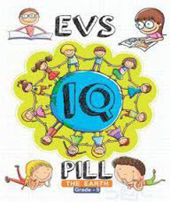 EVS IQ PILL THE EARTH GRADE-5