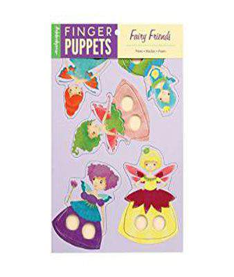Fairy Friends Finger Puppets