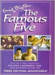 FAMOUS FIVE 10 12 BINDUPS