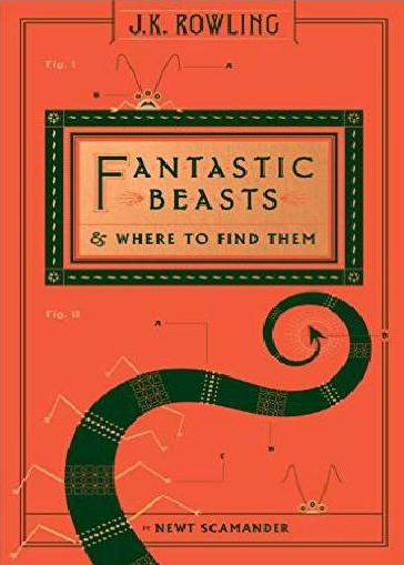 Fantastic Beasts and Where to Find Them -