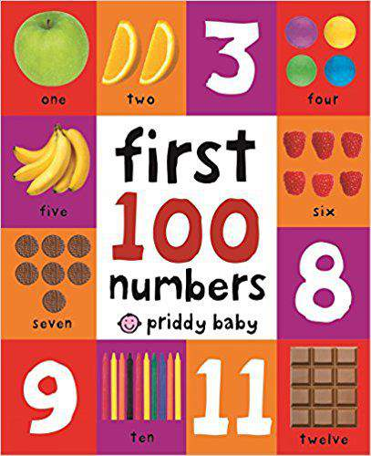 First 100 Numbers -