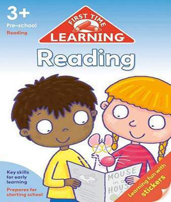 First Time Learning Reading -