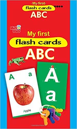 Flash Cards: ABC