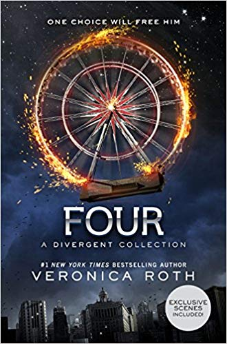 Four A Divergent Collection Divergent Series Story