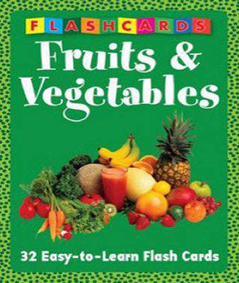 Fruits & Vegetables (Preschool Board-Books)