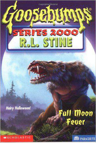 Full Moon Fever (Goosebumps Series 2000, No 22)