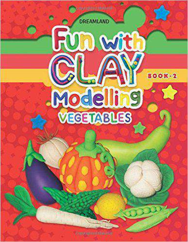 Fun with Clay Modelling Vegetables