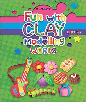 Fun with Clay Modelling Words