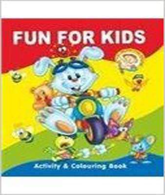 Funfor Kids Activity & Colouring Book