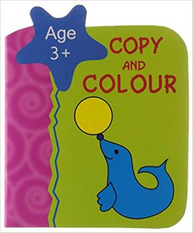 Copy And Colour: Dolphin