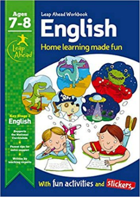 English Age 7-8 Leap Ahead Workbook Expert