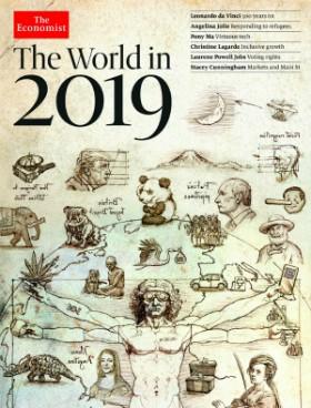 The Economist world in 2019