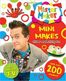 Mister Maker - Sticker and Activity - Mini Makes