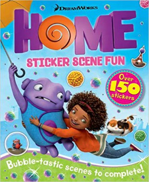DreamWorks Home: Sticker Scene Fun