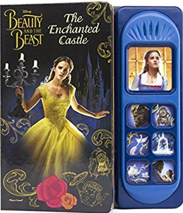 Beauty & the Beast Little Sound Book