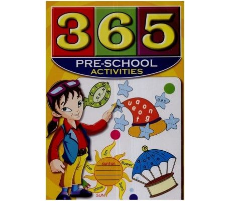 365 Pre-School Activities