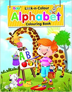 Look-n-Colour Alphabet