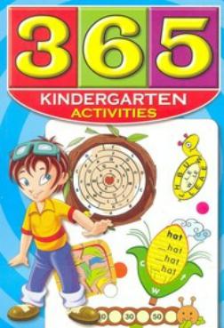 365 Kindergarten Activities