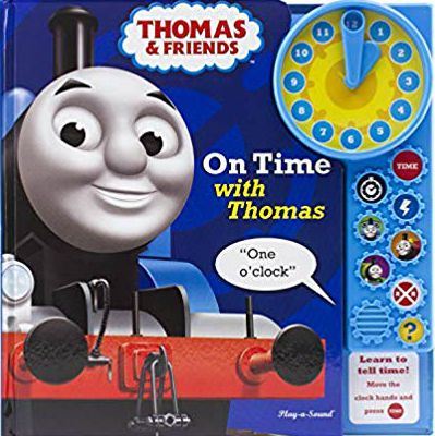 Thomas Clock Book
