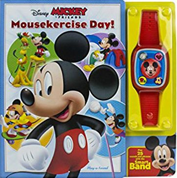 Disney Mickey Mouse & Friends Mousekercise Day