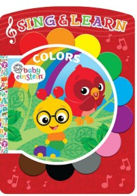 Baby Einstein Sing & Learn Colours