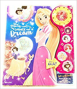 Disney Princess Dance & Dream SOUND BOOK