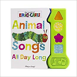 World of Eric Carle, Baby's First Song Book