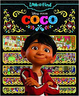 Disney Pixar - Coco Look and Find