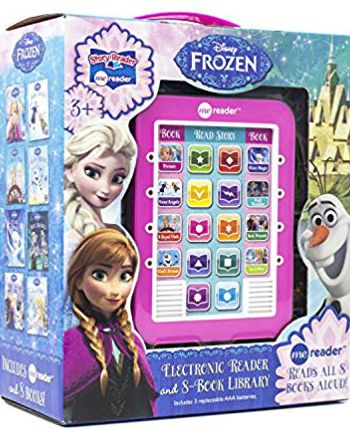 Disney Frozen Me Deader: Electronic Reader and 8-Book Library