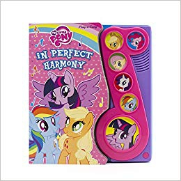 My Little Pony Little Music Note