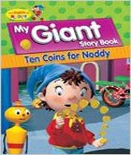 Gaint Story Book Ten Coins for Noddy