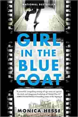 Girl in the Blue Coat  -  Hardcover