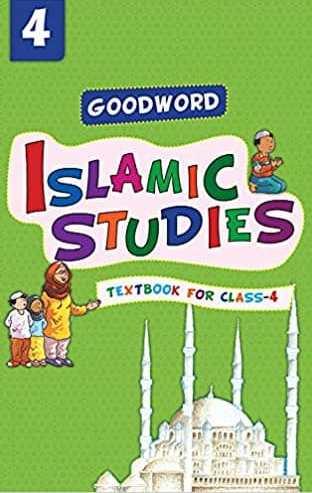 Goodword Islamic Studies Textbook for Class 4