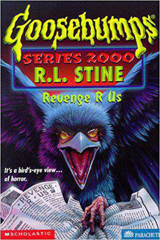 Revenge R Us Goosebumps Series 2000