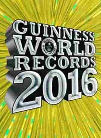 Guiness World Record 2016