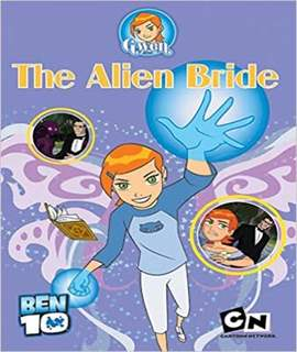 Gwen: The Alien Bride